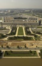 Public Domain: Pentagon Aerial by Andy Dunaway, USAF(DOD Photo 030926-F-2828D-057)